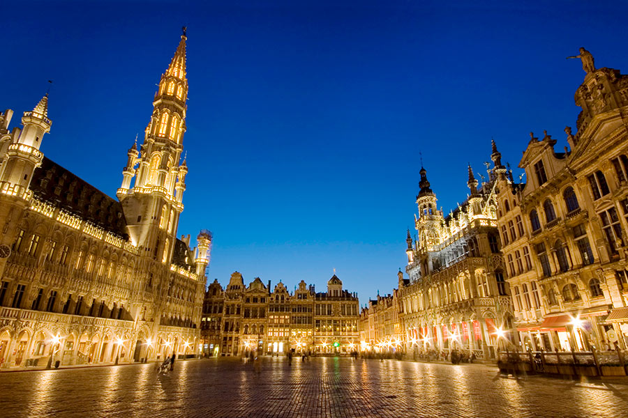Brussels City Break