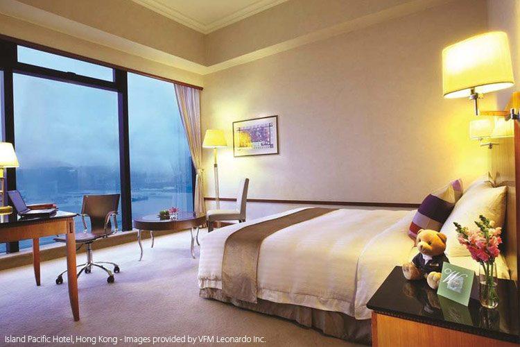 Island Pacific Hotel, Hong Kong
