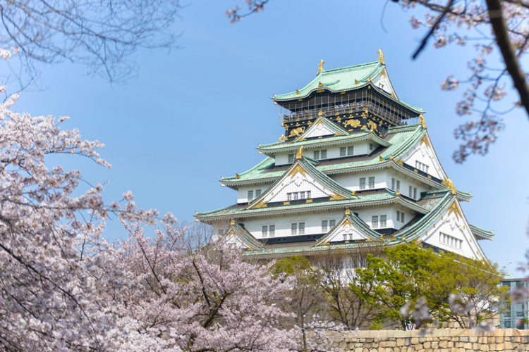 Osaka, Kyoto & Nara 4 Days: Tour + Hotel Package