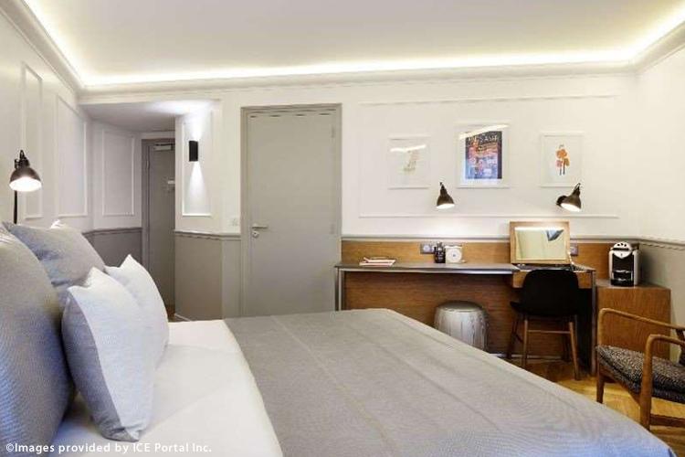 Hotel Villa Lafayette Paris IX