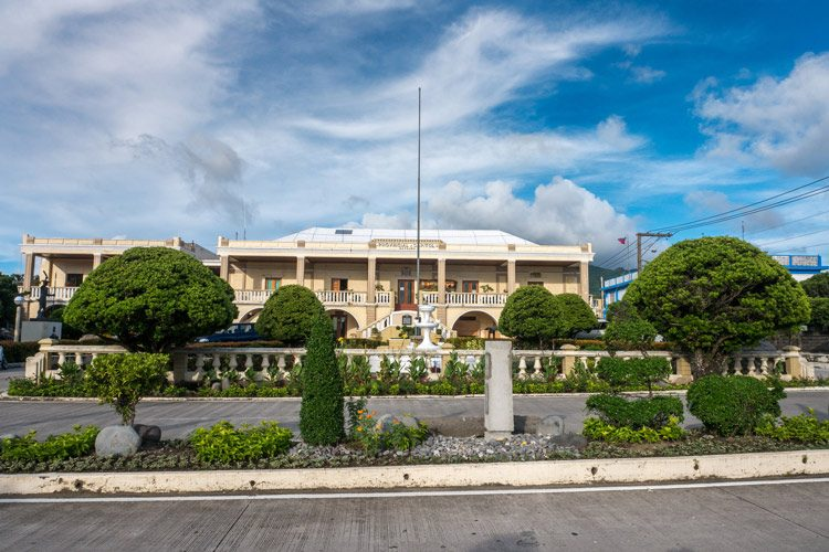Batanes Provincial Capitol at Bisco, Batanes