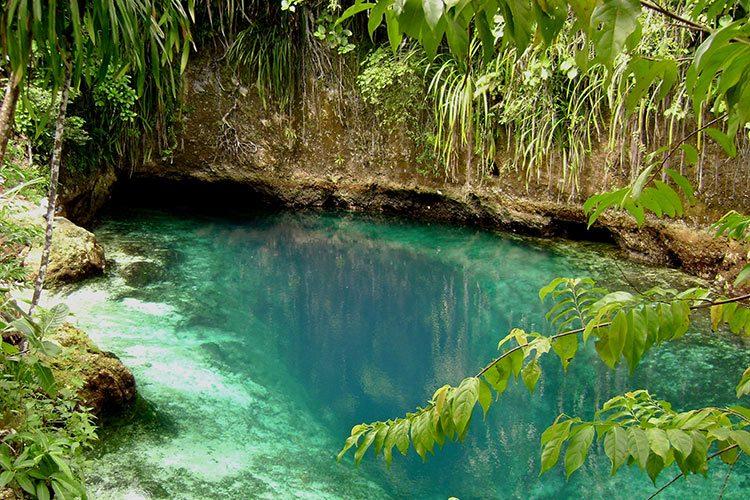 Hinatuan Enchanted River, Surigao del Sur, Philippines