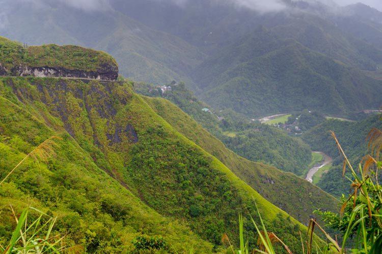 Mountain province ifugao, Philippines