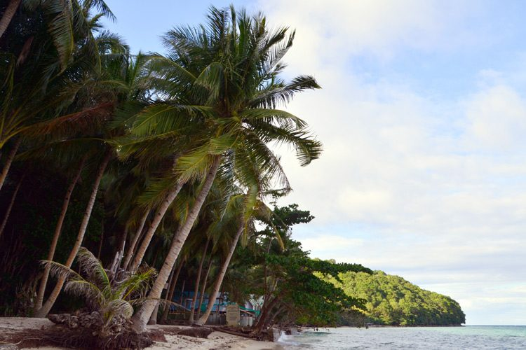 Kabila beach, Camiguin Philippines