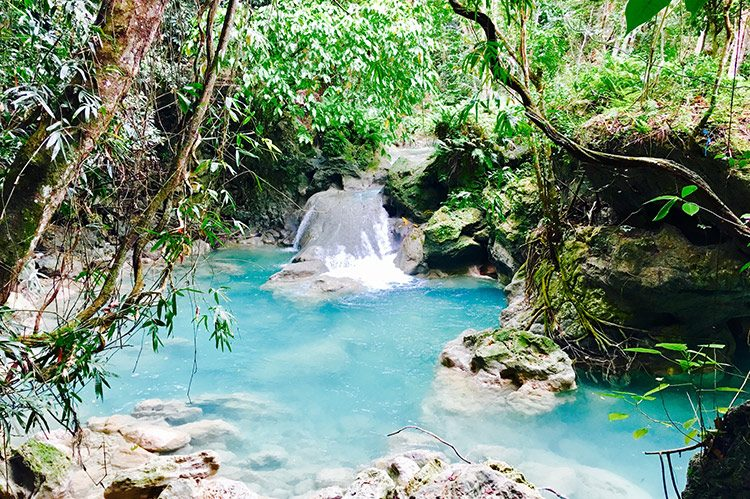 Kawasan Falls - Badian Cebu