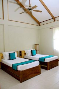 Asia Grand View Hotel, Twin Bed