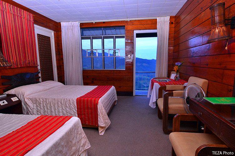 Banaue Hotel, Deluxe Room