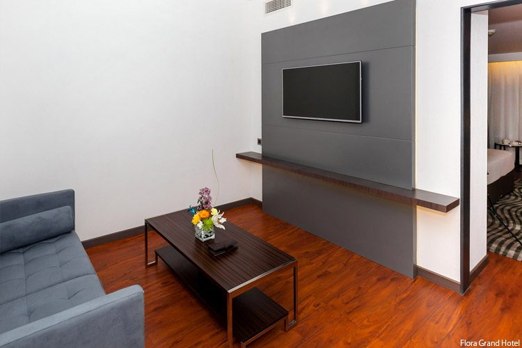 Flora Grand Hotel - Executive Suite
