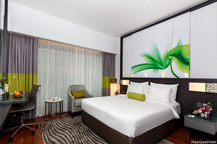 Flora Grand Hotel - Executive Superior King Twin