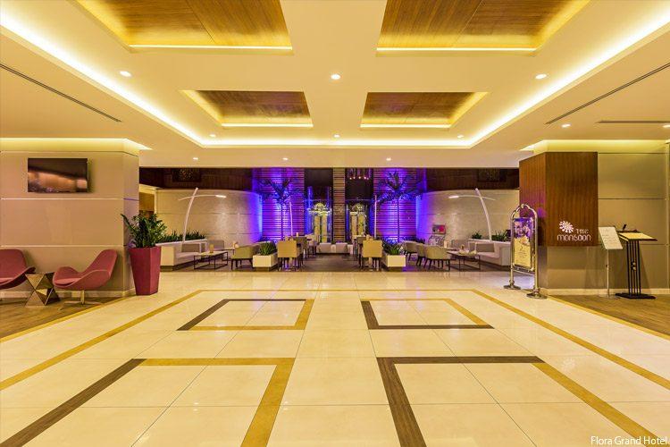 Flora Grand Hotel - Lobby