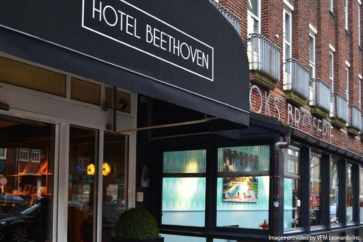 Hampshire Hotel – Beethoven
