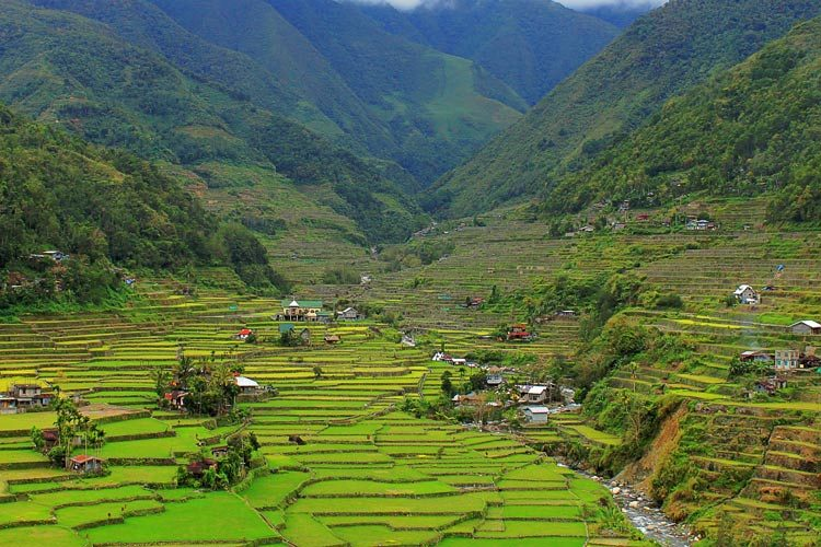 Hungduan Rice Terraces, Banaue Ifugao