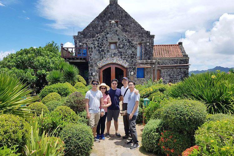 Fundación Pacita, Batanes