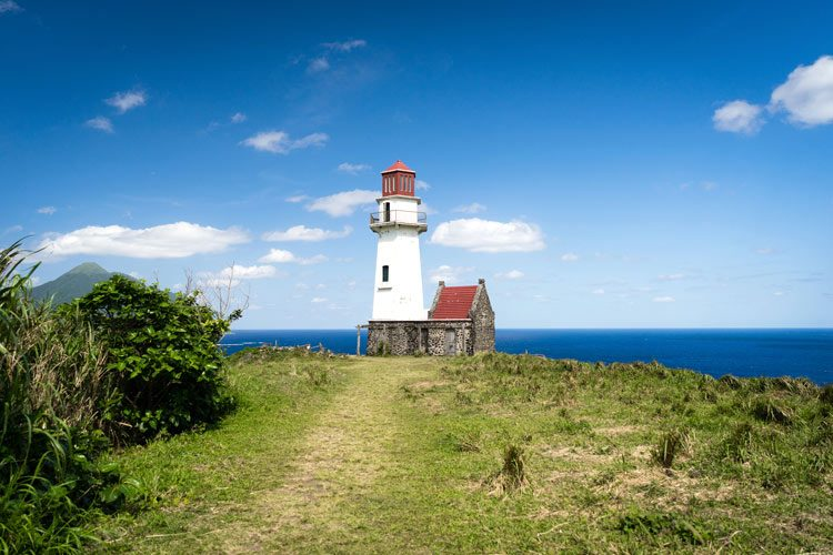 Tayid lighthouse, Batanes