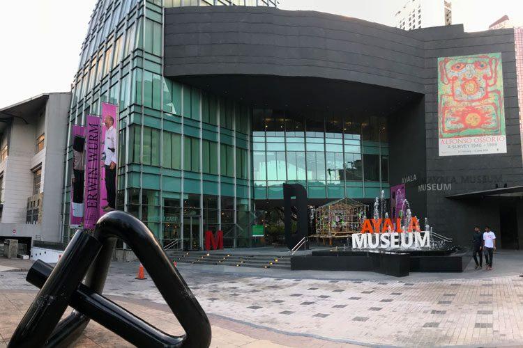 Ayala Museum, Manila