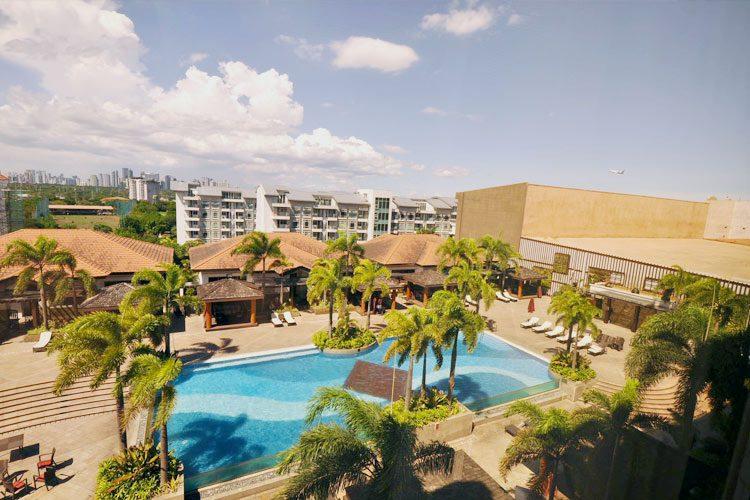 Maxims Hotel - Resorts World Manila