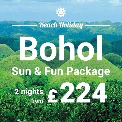 Bohol Fun & Sun Package banner
